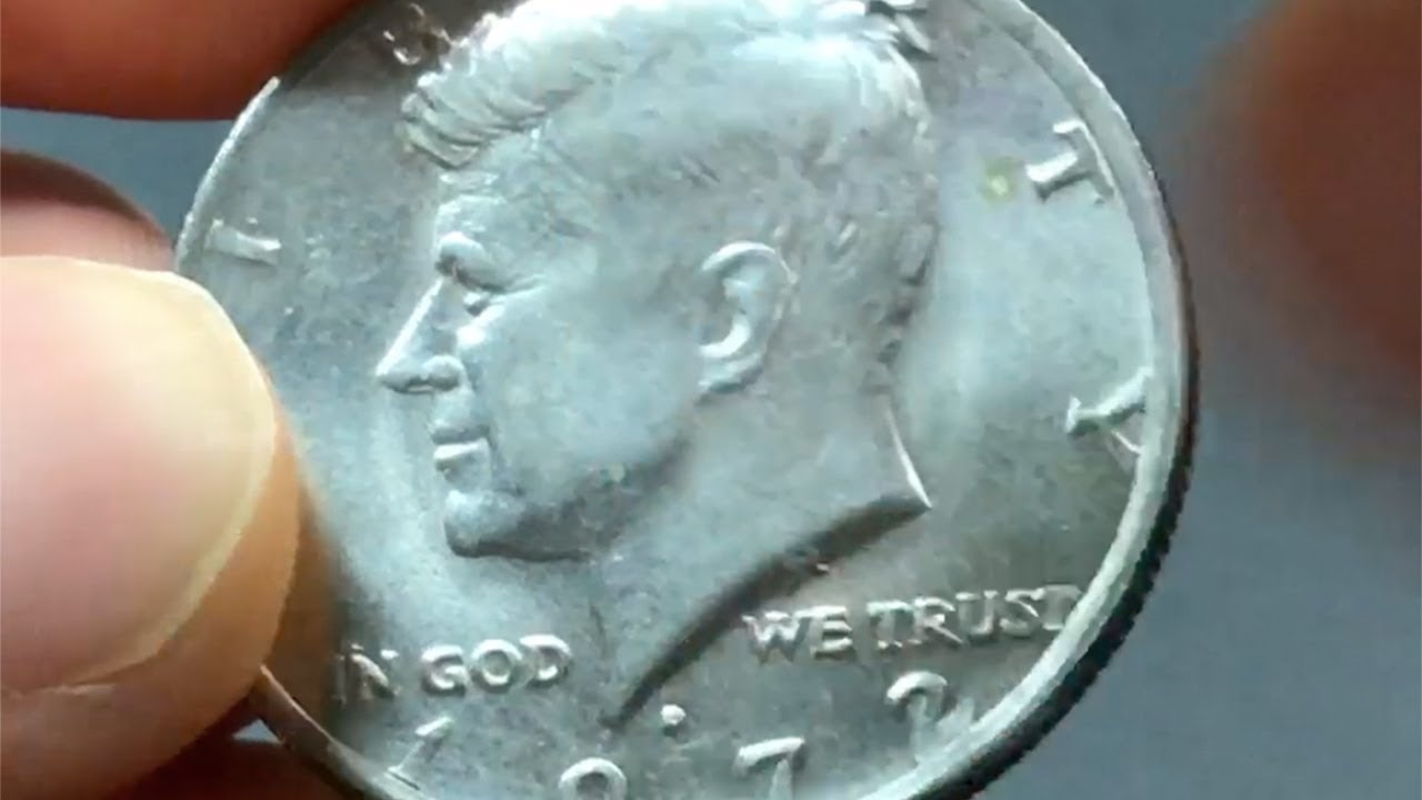 1972-D Half Dollar Worth Money - How Much Is It Worth And Why?