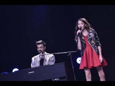 Duet. Francesca Nicolescu & Liviu Teodorescu - Smells Like Teen Spirit