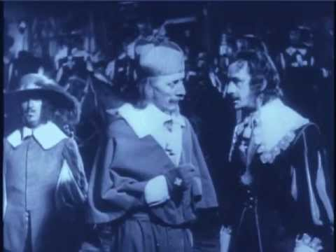 THE IRON MASK (1929) -- Douglas Fairbanks; w/music track
