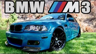 BMW E46 M3 | The Ultimate Driving Machine