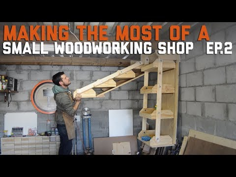 Installing The Ultimate Garage Workshop Storage Solution