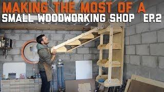 Installing The Ultimate Garage Workshop Storage Solution