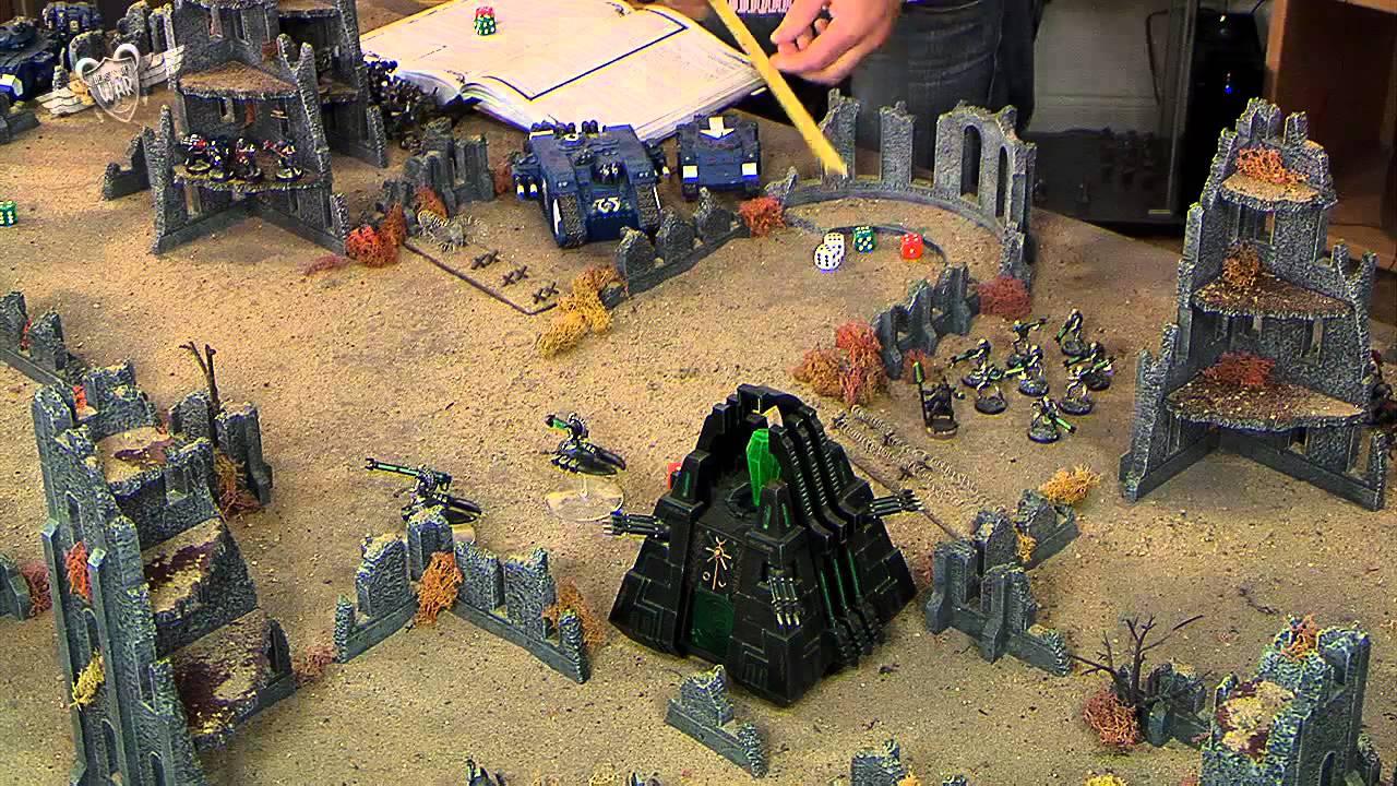 Warhammer Game