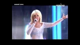 "Ирина Аллегрова ""Птица"" Новая волна 2013"