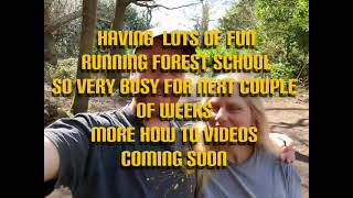 keep on bushcrafting more content coming soon