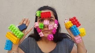 Legolar Yüzüme Yapıştı  ليغو تعلق في وجه