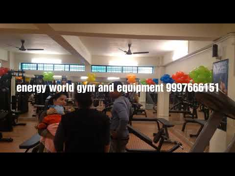 Energy world gym and equipment