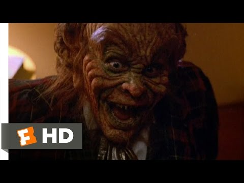 Leprechaun (9/11) Movie CLIP - Wheelchair Chase (1993) HD