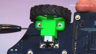 Line follower Robot Edge Detection Robot Obstacle