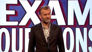 Rejected exam questions - Mock the Week: Series 14 Episode 8 - BBC Two