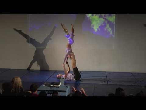 AcrobaticStorytelling Intercourse : LA Dena & Nate