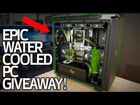 Celebrating 655,482 Subscribers with a Maingear R1 Razer Edition PC Giveaway!