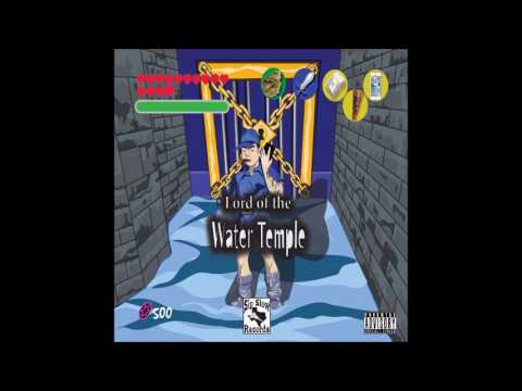 K.HU$TLE - Lord Of The Water Temple [Full Mixtape]