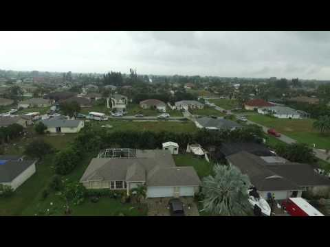 Cape Coral - Tornado Damage