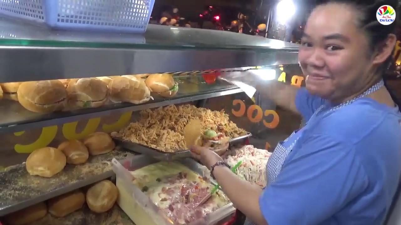 Bí quyết đặc biệt ở chiếc tủ quán bánh mì cóc đông nhất Gò Vấp