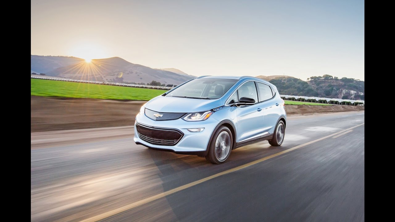 Chevrolet Bolt Ev Green Car Reports Best To 2017
