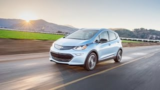 Chevrolet Bolt EV: Green Car Reports' Best Car To Buy 2017