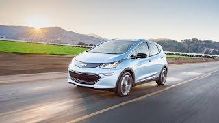 Chevrolet Bolt EV: Green Car Reports