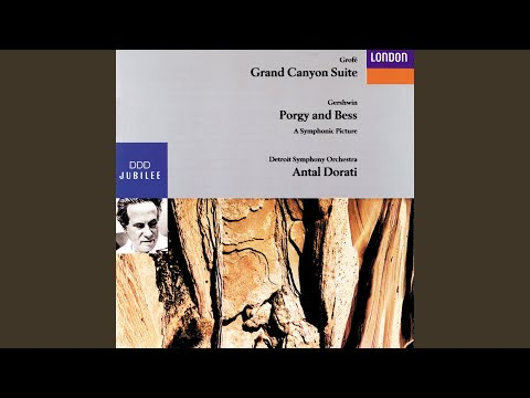 Grofé: Grand Canyon Suite - 2. The Painted Desert