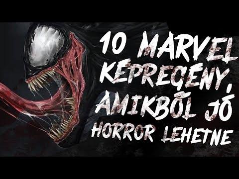 10 MARVEL képregény, amikből jó HORROR lehetne