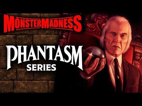 The Phantasm Series (All 5) - Monster Madness 2019