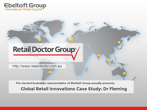 Global Retail Innovations 10: Dr Fleming (Part 7/9 of Retail Innovations Case Studies)