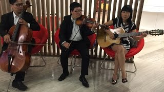 Chuyên cung cấp ban nhạc cổ điển và bán cổ điển TPHCM_Cty tổ chức sự kiện cho TECHCOMBANK