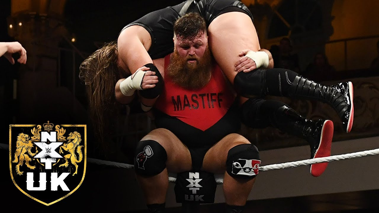 Download Dave Mastiff battles Kassius Ohno and more: NXT UK highlights, Jan. 16, 2020