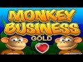 Monkey Business Gold Slot with FREE SPINS BONUS