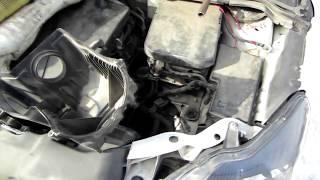 Подтяжка тормозной ленты АКПП. Убираем пинки АКПП за 50 руб. Ford Focus 2.