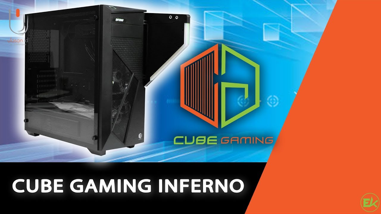 Cube Gaming Inferno Bongkardus Youtube