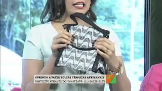 Lancheira Térmica – por Renata Herculano