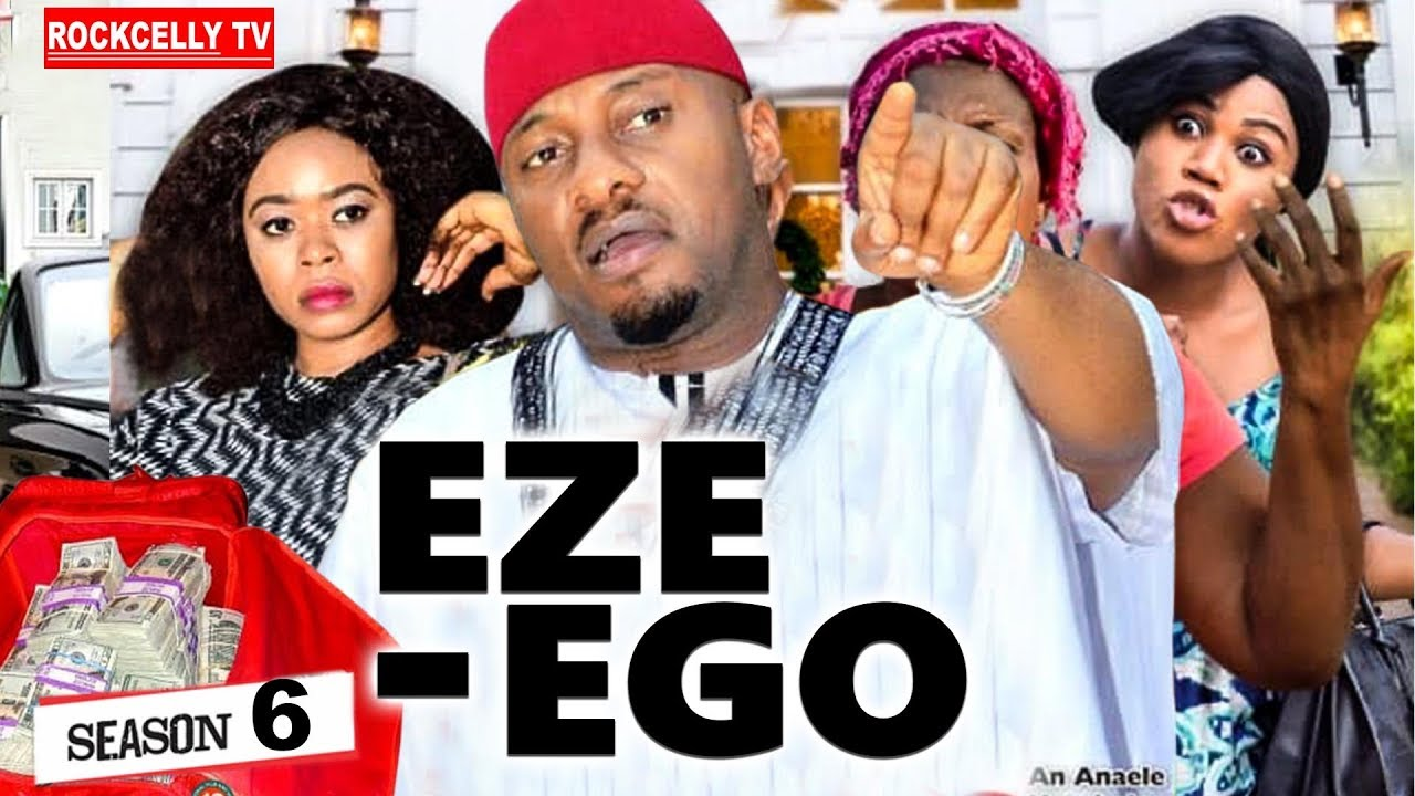 EZE EGO THE MONEY MAN 6 (Season Finale) | YUL EDOCHIE 2019 NOLLYWOOD