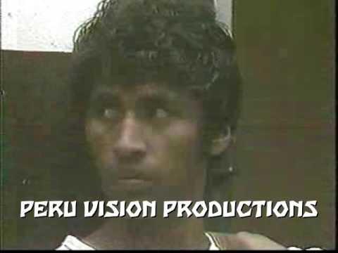SERIE PERUANA GAMBOA (1984)