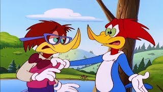 Woody Woodpecker Show | Teacher's Pet | Full Episode | Cartoons For Children
