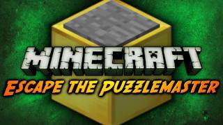 Minecraft Maps - Escape the Puzzle Master! - Custom Map (2 of 2)