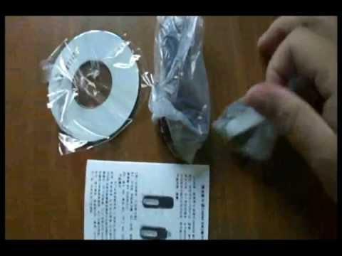 720x480 Spy Camera USB Thumb Drive Review