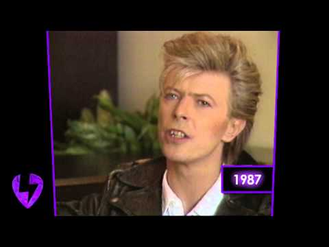 David Bowie: Raw & Uncut Interview From 1987