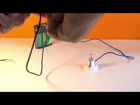 Hacer un circuito eléctrico básico