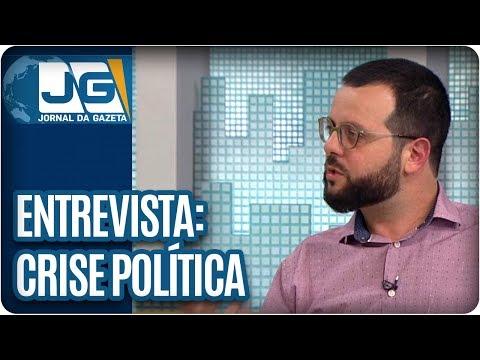 Maria Lydia entrevista Vitor Marchetti, cientista político, sobre a crise no País