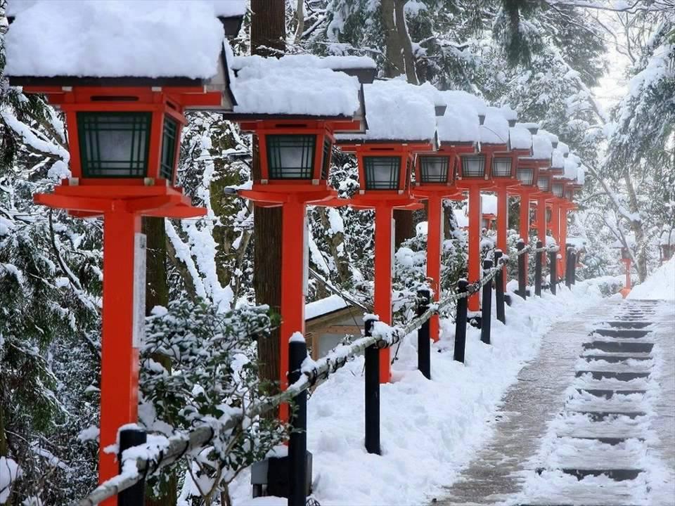 essences of winter in japan hd version youtube. Black Bedroom Furniture Sets. Home Design Ideas