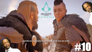 Tonna Is GROSS!   Assassin's Creed Valhalla Ep. 10