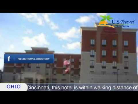 Hampton Inn & Suites Cincinnati / Uptown - University Area - Cincinnati Hotels, OHIO