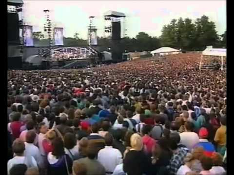 Genesis - Land Of Confusion Live In Knebworth 1992.wmv