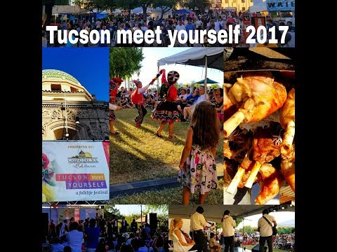 Tucson meet yourself 2017