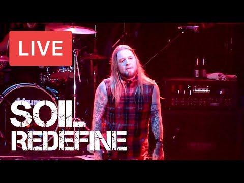 SOiL - Redefine Live in [HD] @ Electric Ballroom - London 2012