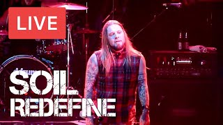 SOiL - Redefine Live in [HD] @ Electric Ballroom - London 2012