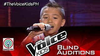 "The Voice Kids Philippines 2015 Blind Audition: ""Open Arms"" by Keith"