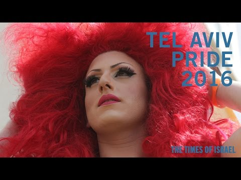 Tel Aviv Gay Pride Parade 2016