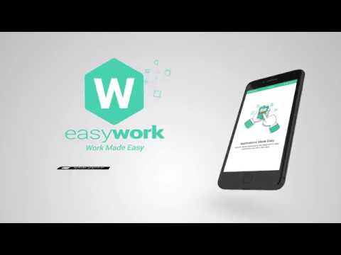 easywork company hr system